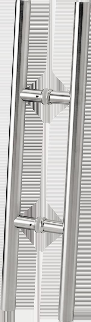 Solución de pasamanos vertical